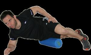 Danny Foam Rolling Quadriceps