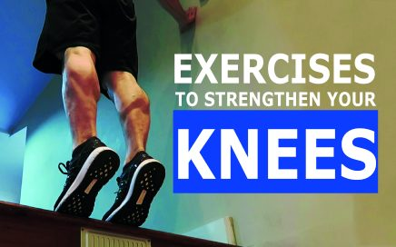 exercises to strengthen your knees