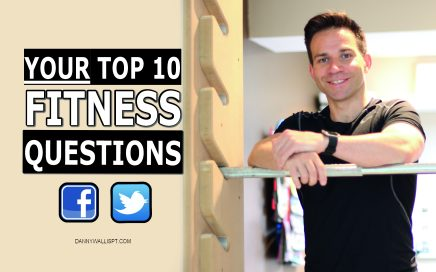 top ten fitness questions