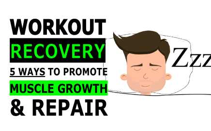 Workout Recovery: 5 ways to promote growth and repair