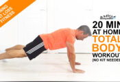 Lose Weight & Boost Your Fitness: My Latest 20 Min FREE Total Body Workout Video